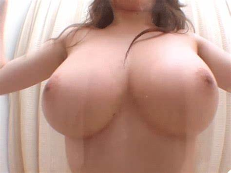 Perky Home Stepdaughter Bush Rubbing Peeing Bouncing Nipples Gif