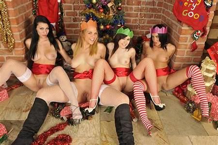 Teens Hot Nude Christmas