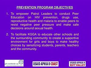 Ppt  Aids Peer Education Programme Case Study From