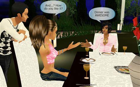 chat room company imvu hits  million members