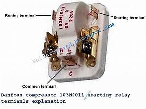 Ptc Relay Wiring Diagram
