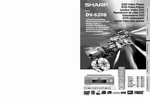 Sharp Dv  Operation Manual