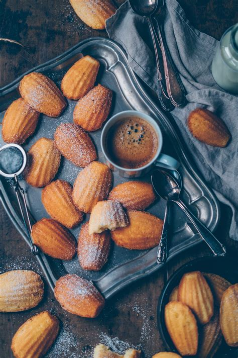 She is also an attorney, and a founding member of a ukelele group in. Moist Madalines - French Madeleines Recipe Step By Step ...