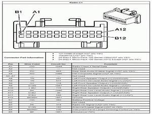 2002 Silverado 2500 Radio Wiring Diagram