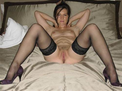 Sultry English Milf Banged In Her Pussy #A #Hot #Spread #And #Stockings