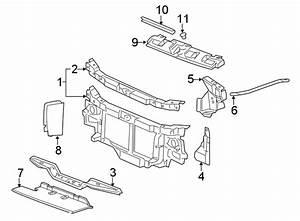 2018 Chevrolet Express 3500 Support  Bracket  Brace