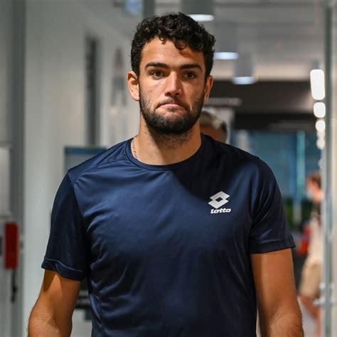 Berrettini to play djokovic or shapovalov in sunday's final. Berrettini withdrawal hands Tsitsipas quarterfinal ticket | Australian Open