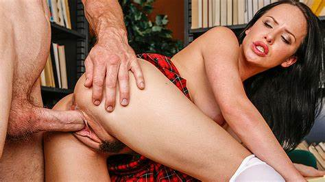 Katie St Ives Takes Dildo From An Older Lover