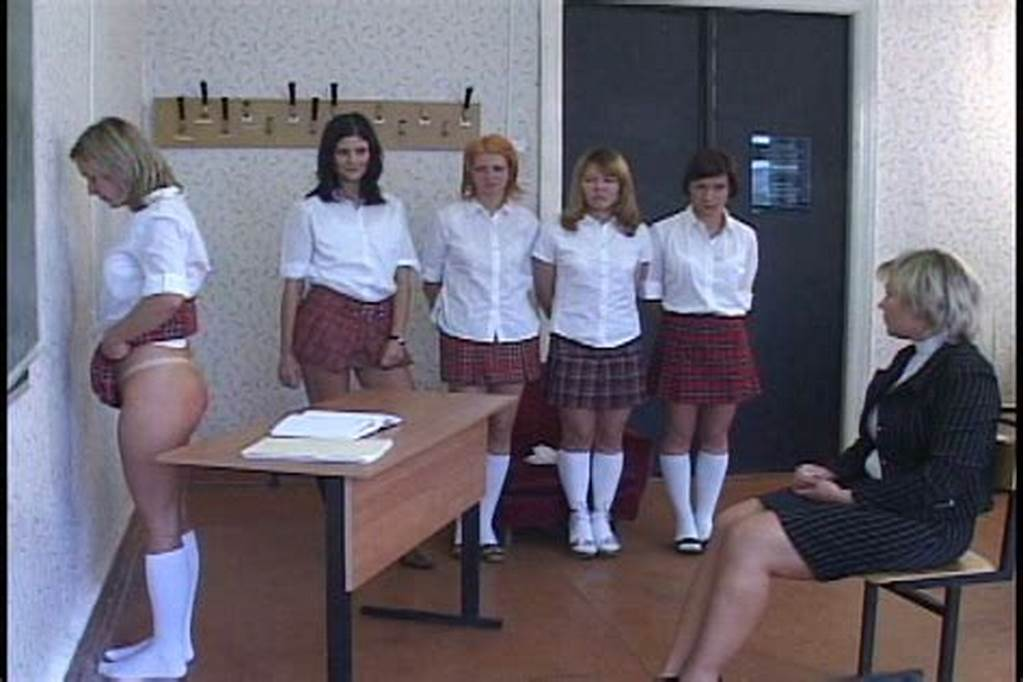 #Brutal #Classroom #Punishments #For #5 #Pretty #School #Girls