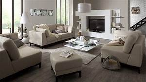 salon couleur taupe et beige 8 salon naturel beige With couleur taupe clair peinture 16 chambre marron beige