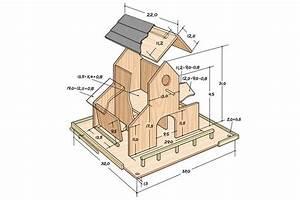 mehrstöckige vogelvilla selber bauen vogelvilla