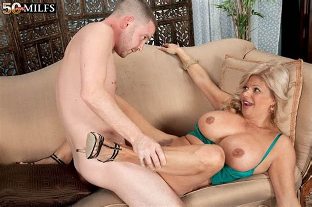 #Big #Tits #Mature #Miss #Deb #Fucked #In #Her #Pierced #Pussy