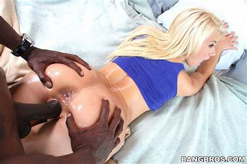 Pale Chick With A Long Asshole #Big #Butt #White #Girl #Takes #Big #Black #Dick