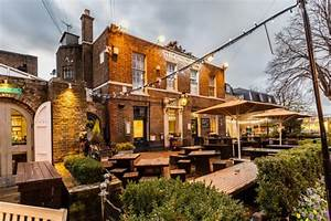 Dinner Ticket Design The Windmill Hotel Pub Clapham Common South Side London