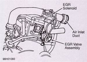 Need To Replace Egr Valve On 98 Dodge Neon  Can Not Find
