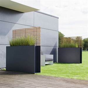 Sichtschutz f r terrassen 13 ideen f r ihre privatsph re for Seitlicher sichtschutz terrasse