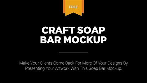 Free liquid soap bottle mockup. Free Craft Soap Bar Mockup on Behance