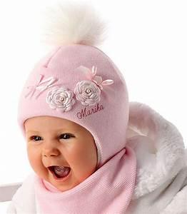 Baby Bettset Mädchen : marika baby m dchen winterset winterm tze bommelm tze ~ Watch28wear.com Haus und Dekorationen