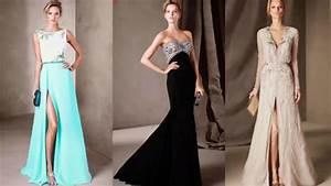 robe de soiree 2018 longue tendance 2018 youtube With modele de robe de soirée