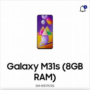 Samsung Galaxy M31s Sm  Guide