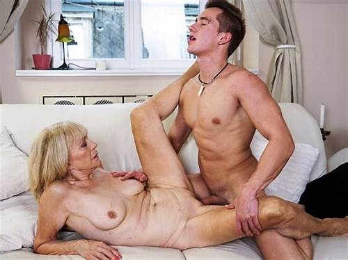 Milf Enjoys The Tasty Of A Old Anal #Mature #Mom #Enjoys #Deep #Fuck #With #Her #Younger #Lover #On
