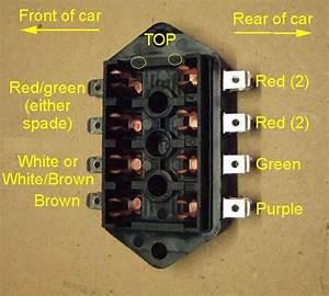 Mgb Fuse Box Diagram