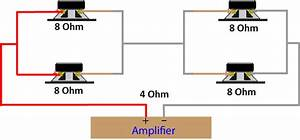 Can I Hook Up 4 Ohm Speakers To An 8 Ohm Receiver