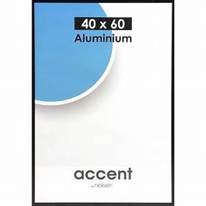 Cadre Leroy Merlin : cadre accent 40 x 60 cm noir leroy merlin ~ Melissatoandfro.com Idées de Décoration