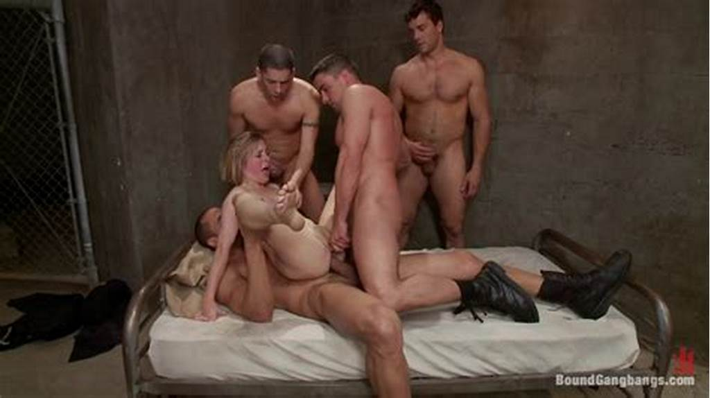 #Penny #Paxs #First #Bound #Gangbang #Experience