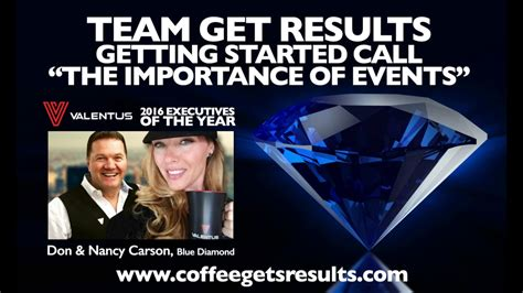 Therefore the valentus weightloss results will also vary from person to person. Valentus SlimRoast Coffee   Team Get Results   Importance of Events Training Call - YouTube