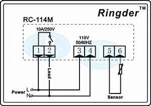 2019 Ringder Rc 114m 110v 10a 30