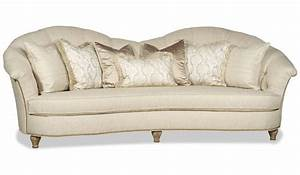 Fancy, Modern, Sofa, With, Unique, Flare