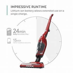 Eufy Homevac Duo Cordless Vacuum Cleaner Deals  Coupons