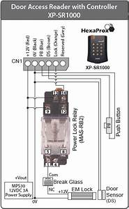 Wiring Connection Diagram For Xp
