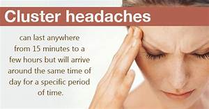 What Type Of Headache Do I Have  And What Can I Do To Feel