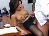 Milfs office having sex