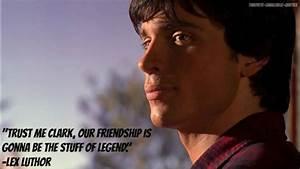 Favorite Quote ... Favorite Smallville Quotes