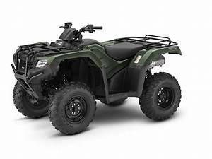 Honda Announces 2017 ATV Models
