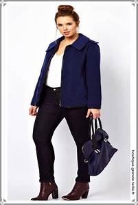Vetement Femme Petite Taille : 1000 images about veste grande taille pour femme on ~ Nature-et-papiers.com Idées de Décoration