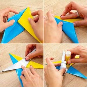 Origami Stern Falten Einfach : origami sterne f r weihnachten selber falten 3 einfache anleitungen ~ Watch28wear.com Haus und Dekorationen