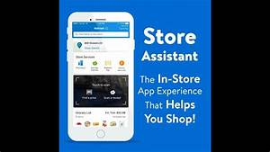 Retail Assistant Now In The Walmart App Store Assistant Youtube