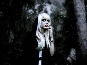 Fantasy, Artwork, Art, Dark, Vampire, Gothic, Girl, Girls, Horror, Evil, Blood, Wallpapers, Hd