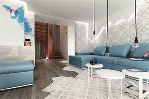 decoration salon terre cuite With tapis chambre bébé avec support roulant pot de fleur