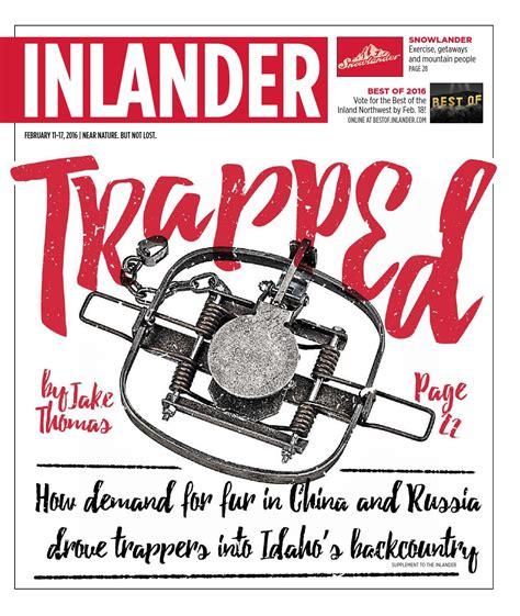Inlander 02/11/2016 by The Inlander Issuu