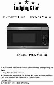 Galanz 7020004 Part 18 Consumer Device User Manual