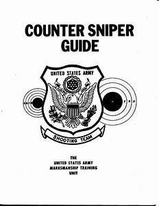 Countersniper Guide Usarmy Marksmanship Training Unit