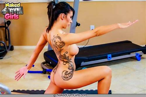 Analed Ukrainian Teens In Gym #Raven #Haired #Gym #Girl #With #Piercing #And #Tattoos