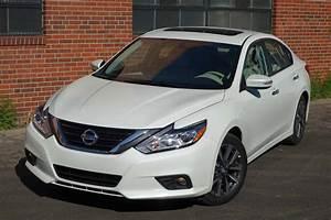 2016 Nissan Altima 2 5 Sl Gas Mileage Review