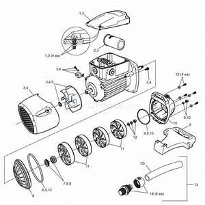 Polaris Booster Pump Pb4sq  2017 U2013current  Parts