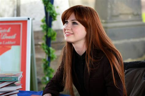 "foto de Who Natic: Promo Images Karen Gillan ""Not Another"